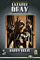 Barry Reese, noted award winning Genre Fiction Author, has brought many New Pulp Heroes to life! One of his most popular has headlined four volumes of books from Pro Se Productions, a leader in Genre Fiction publishing.  And now, those four c...