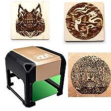 Laser Engraving Machine Laser Engraver Printer 3000MW