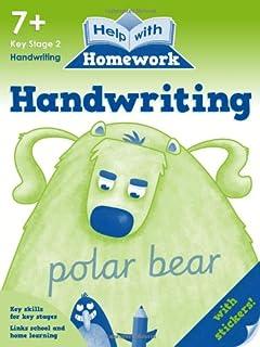 Handwriting homework