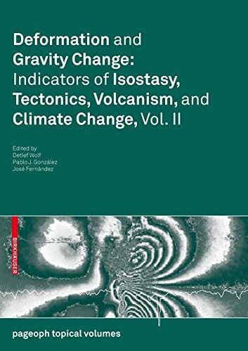 Deformation and Gravity Change: Indicators of Isostasy, Tectonics, Volcanism, and Climate Change, Vol. II (Pageoph Topic