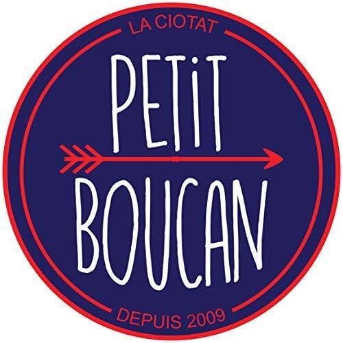 Petit Boucanpeur de rien jai un grand fr/ére doubl/é en /éponge coton tr/ès absorbant en Gris chin/é 100/% coton doux bavoir b/éb/é unisexe