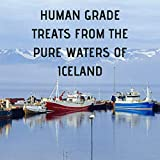 TickledPet Fish Skin Dog Treats - Icelandic Wild