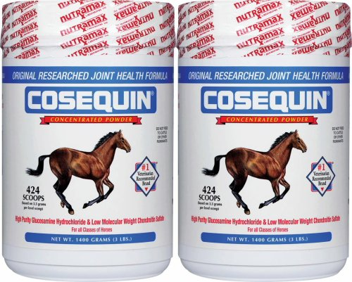 nutramax Cosequin Equine Concentrated Powder 2800g (2 x 1...