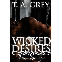 The Kategan Alphas 3: Wicked Desires