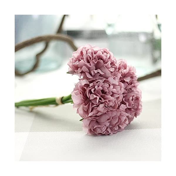 1-Bouquet-5pcs-Wedding-Artificial-Hydrangea-Flower-Home-Party-Floral-Decoration