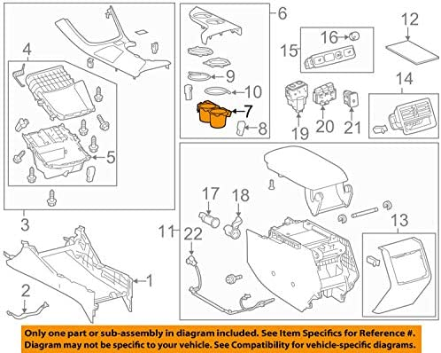TOYOTA 55620-07030 Cup Holder