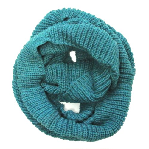 Wrapables Thick Knitted Winter Infinity