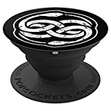 Snakes Neverending Story Cellphone Stand by JNDinternational - PopSockets Grip and Stand for Phones and Tablets