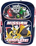 Transformers Mission Complete! School 16inches Backpack