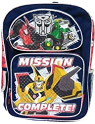 Transformers Bumblebee Mission Complete! Large Backpack