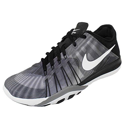 White PRT WMNS Sneakers Black Free cool Nike Women's Tr 6 Grey Black AIxzAwZq