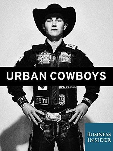 Urban Cowboys (Pbr Bull)