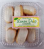 Mama Rao's Fresh Baked Lemon Drop Cookies From Brooklyn New York Box of 2 - Kosher