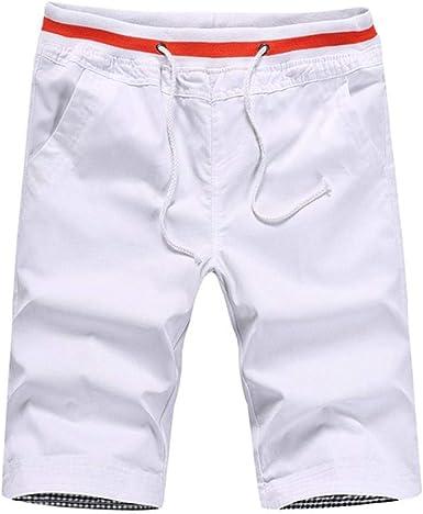 Bermudas Para Hombre En Con Cuello Pantalones Cortos V Mode De Marca Hasta La Rodilla A Cuadros 1 2 Pantalones Casuales Pantalones Cortos De Verano Pantalones Cortos Para Ninos Amazon Es Ropa Y