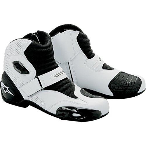 Alpinestars S-MX 1 Boots White/Black 47 Euro