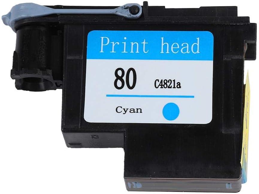 Eboxer Cabezal de Impresión HP80 Designjet Series 1000/1050/1055 ...