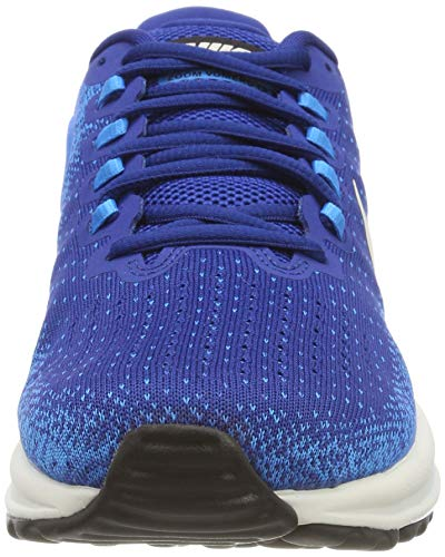 Multicolore Uomo Gym Zoom Scarpe Bone Vomero Hero Sail Ginnastica 13 401 NIKE Basse Blue Air Blue da Light v8pnqUzU