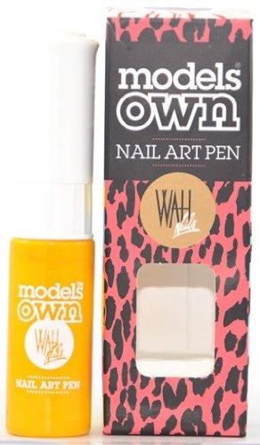 Models Own Nail Art Pen Yellow Amazon Beauty