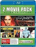 V for Vendetta + Watchmen Compl.Motion Comic [NON-USA Format / Region B Import - Australia]
