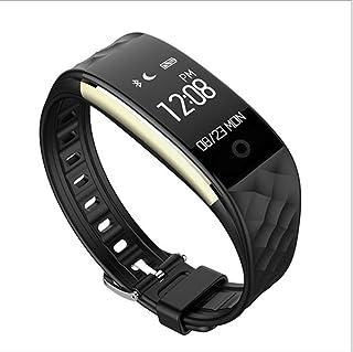 mzq Intelligent Sports Fitness Bracelet imperméable à l'Eau Intelligente avec Le Record de Temps en Temps réel la fréquence Cardiaque Bracelet