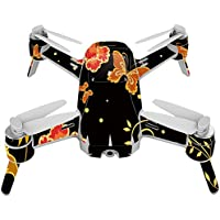 Skin For Yuneec Breeze 4K Drone – Flower Dream | MightySkins Protective, Durable, and Unique Vinyl Decal wrap cover | Easy To Apply, Remove, and Change Styles | Made in the USA