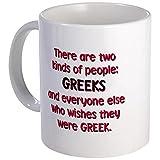 CafePress %2D Greeks Mug %2D Unique Coff