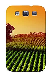 Exultantor Perfect Tpu Case For Galaxy S3/ Anti-scratch Protector Case (spring)