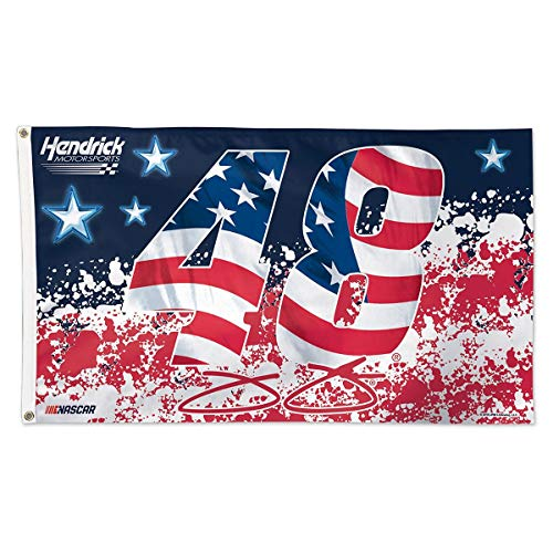 Wincraft Jimmie Johnson Patriotic 3x5 Foot Flag