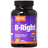 Jarrow Formulas - B-Right/B-Complex, 100 Vegicapsules