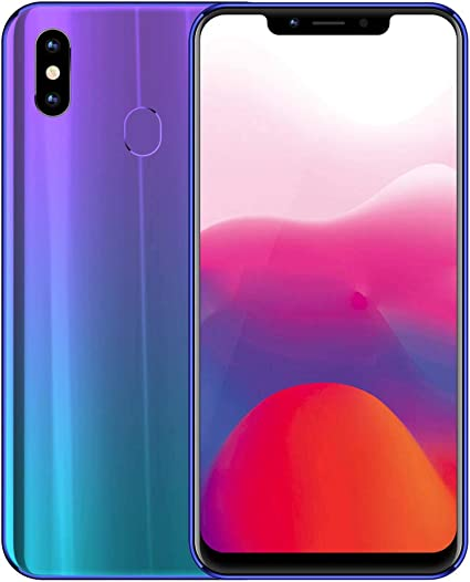 Meiigoo S9 4G LTE Smartphone 5000mAh 6,18 Pulgadas Muesca Sin ...
