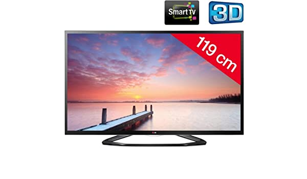 Televisor LED 3D 47LA640S: Amazon.es: Electrónica