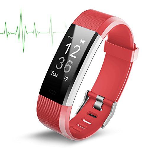 ID115Plus Waterproof Notification Pedometer Wristband