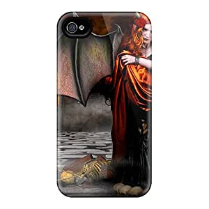 New Iphone 6 Cases Covers Casing(elf Demon)