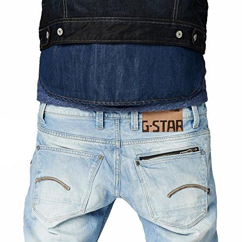 Str Low hombre G Azul Star para Vaqueros Attacc qFRW1Hg