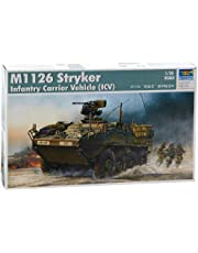Trumpeter 1/35 M1126 Stryker Infantry Carrier Vehicle (ICV)