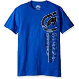 Ecko UNLTD Men's Upright Tee Shirt, Athletic Blue, XL