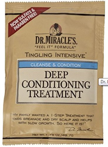 dr miracle deep conditioner - 1