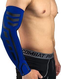 Rameng- Manchette Bras Sport Manchon de Bras Compression Protection pour Cyclisme et Basketball