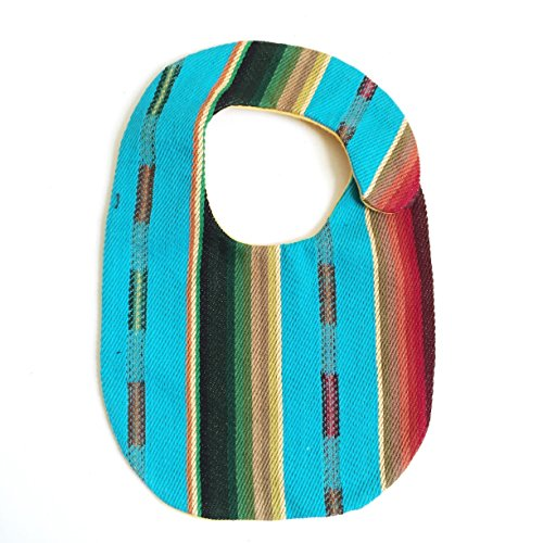 Mexican Serape Bib by Selvedge Dry Goods