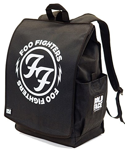 Foo Fighters Backpack (Classic Logo) - Logo Classic Poster