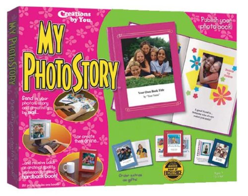 Creations by You My PhotoStory: Publish Your own Keepsake Photo Book! ()