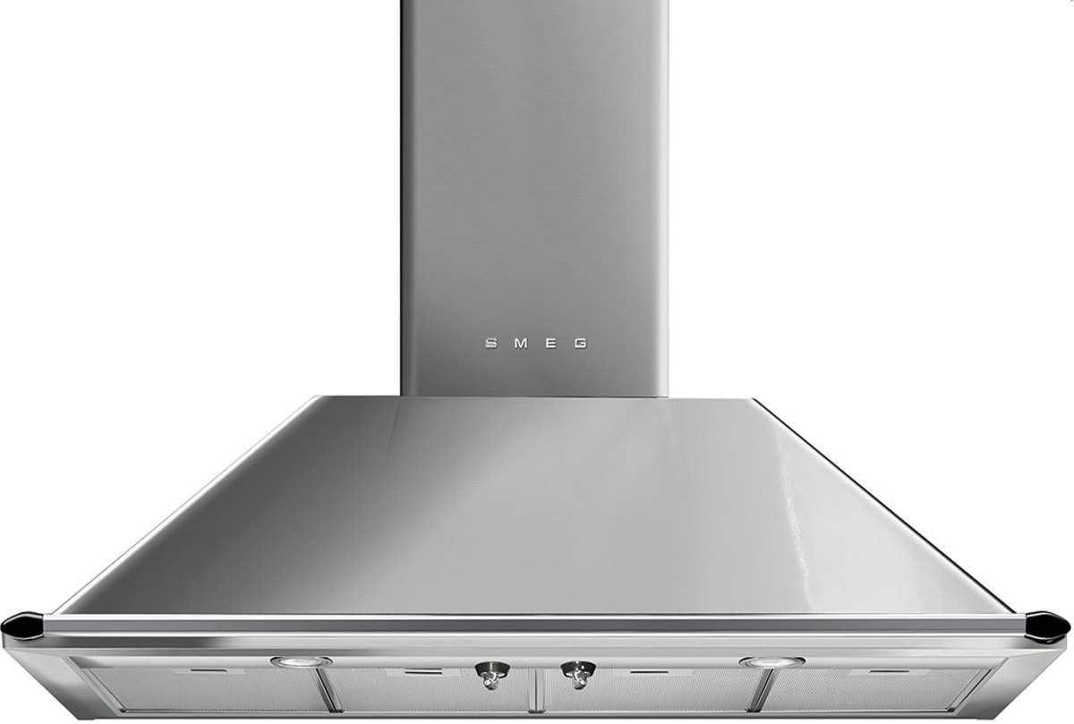 Smeg KTR110XE - Campana extractora para pared (acero inoxidable): Amazon.es: Grandes electrodomésticos