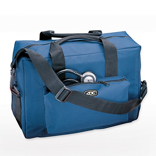 Doctors Equipment - ADC 1024 Nurse/Physician Nylon Medical Equipment Instrument Bag