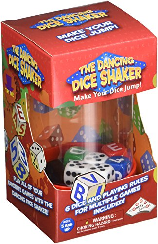 Identity Games Dancing Dice Shaker Large