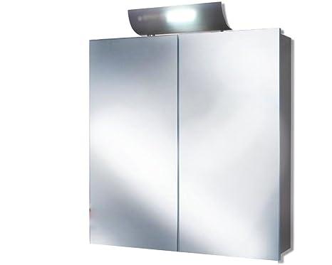 Padova noble armadietto a specchio alibert con porte e