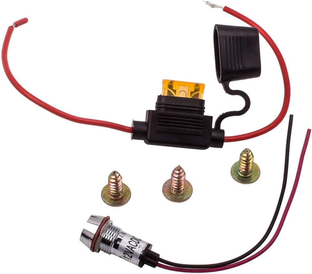 maXpeedingrods Front Brake Line Lock Brake Lock Roll Control Electric Kit Hill Holder Up to 1000 psi