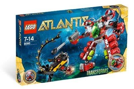 [해외] LEGO (레고) ATLANTIS UNDERSEA EXPLORER 블럭 장난감 (병행수입)