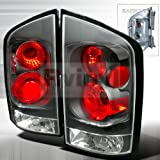 Spec-D Tuning LT-AMD04JM-TM Nissan Armada Se Le Sport Utility Black Altezza Tail Lights