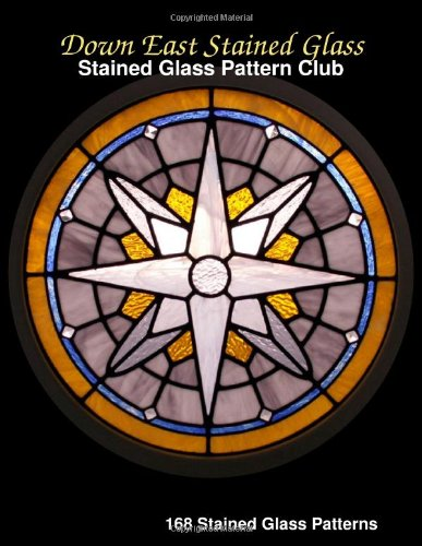 Down East Stained Glass: Stained Glass Pattern - Lulu Glasses