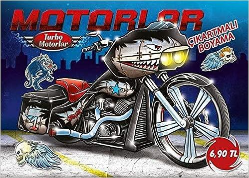 Turbo Motorlar Motorlar Emre Konuk 9786059442916 Amazon Com Books